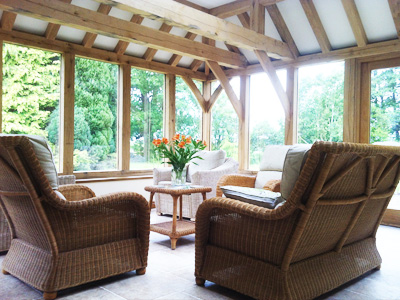 Garden Room Extension by Architectural Drafting Services