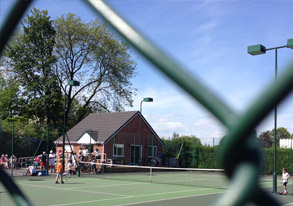 Alsager Tennis Club - Development completed