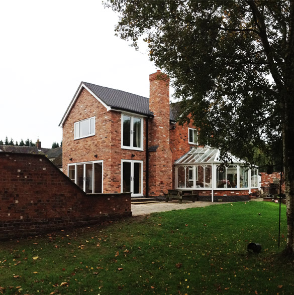 House renovation project - Mr M Roach Congleton