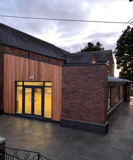 Wheelock Heath Baptist Church Extension