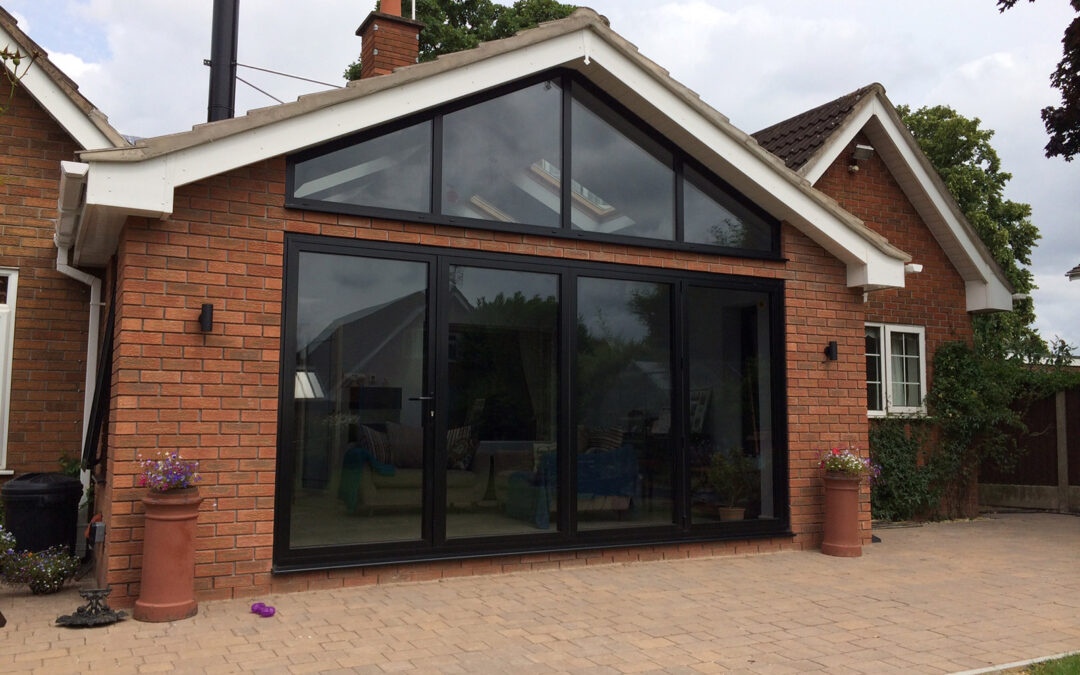 Mr & Mrs Lea – Modern Sun Room Extension Alsager