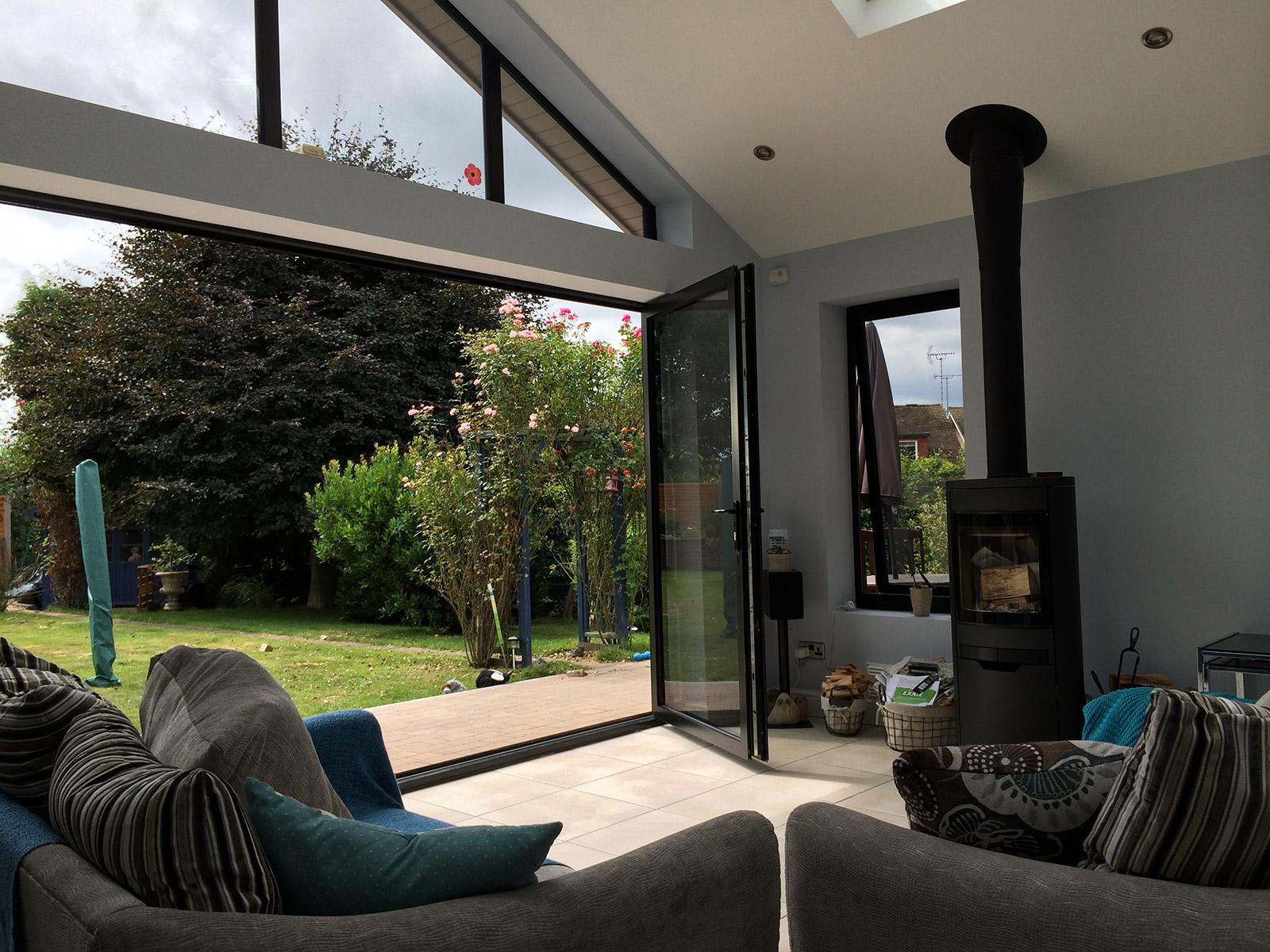 Mr & Mrs Lea - Modern Sun Room Extension Alsager