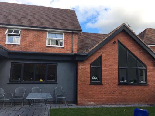 Mr & Mrs Pass – Cranage House Renovation