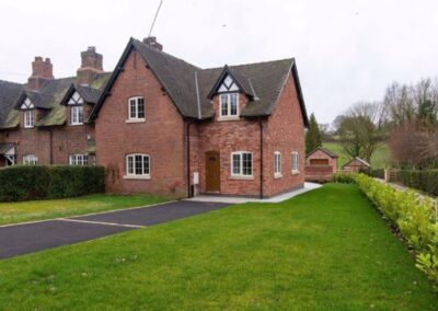 Private customer Northwich Front