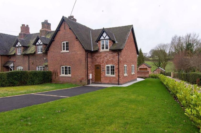 Private Customer – House Renovation – Northwich