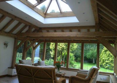 Mr & Mrs J. Bache - Orangery Extension Hatherton Nantwich